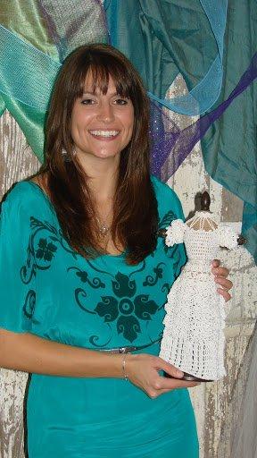 bridal brunch shower-crochet