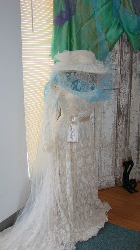 bridal brunch shower-dress