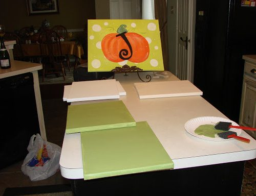 Fall Craft Get Together-craft