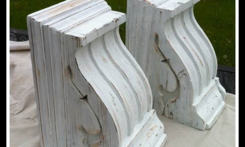 revamped corbels