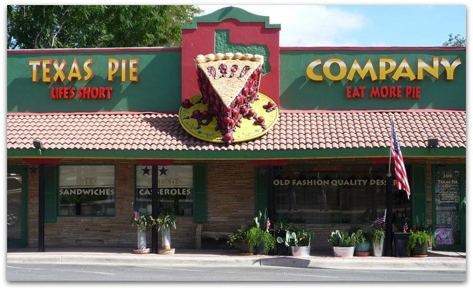 the world needs more pie-pie-company