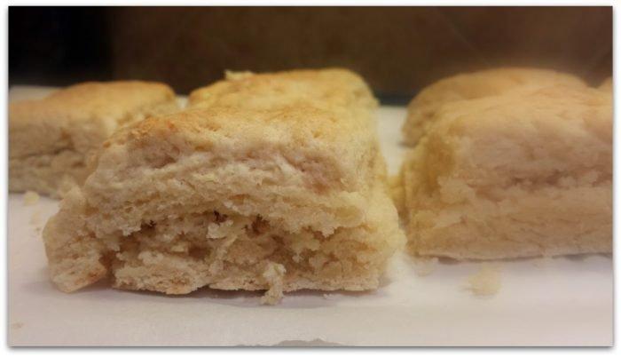 Homemade Sausage Biscuits-biscuits