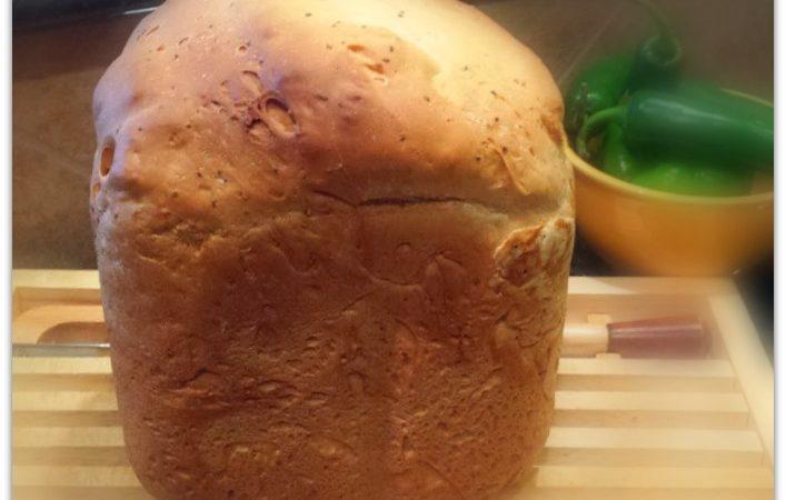 Chia Seed Bread [bread machine recipe]