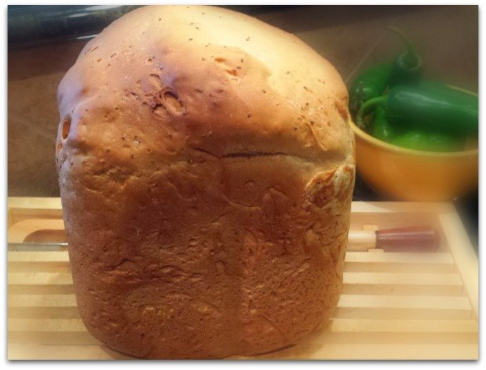 Chia Seed Bread-loaf