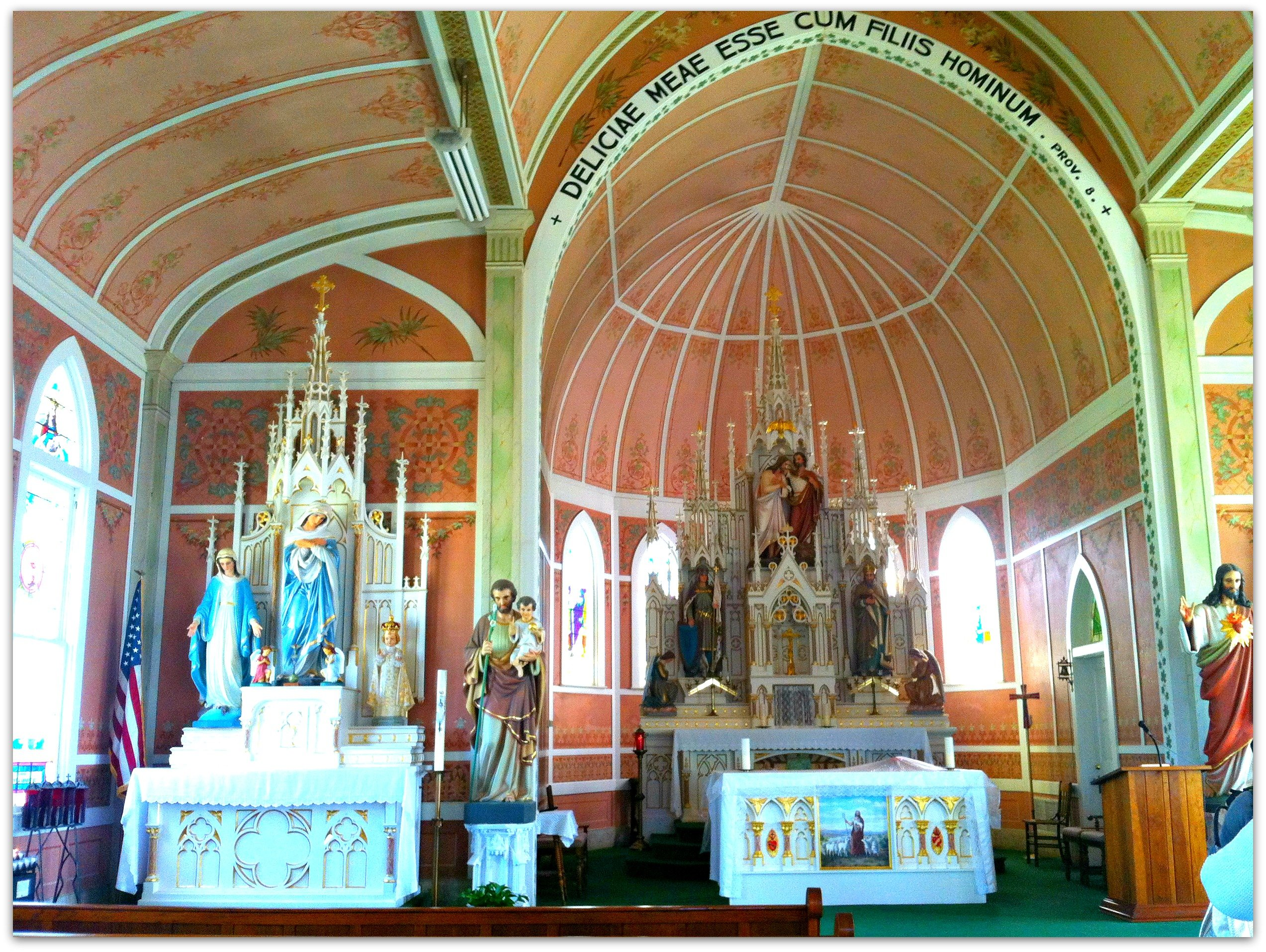 A Must See - Texas Chapels-must see-tour