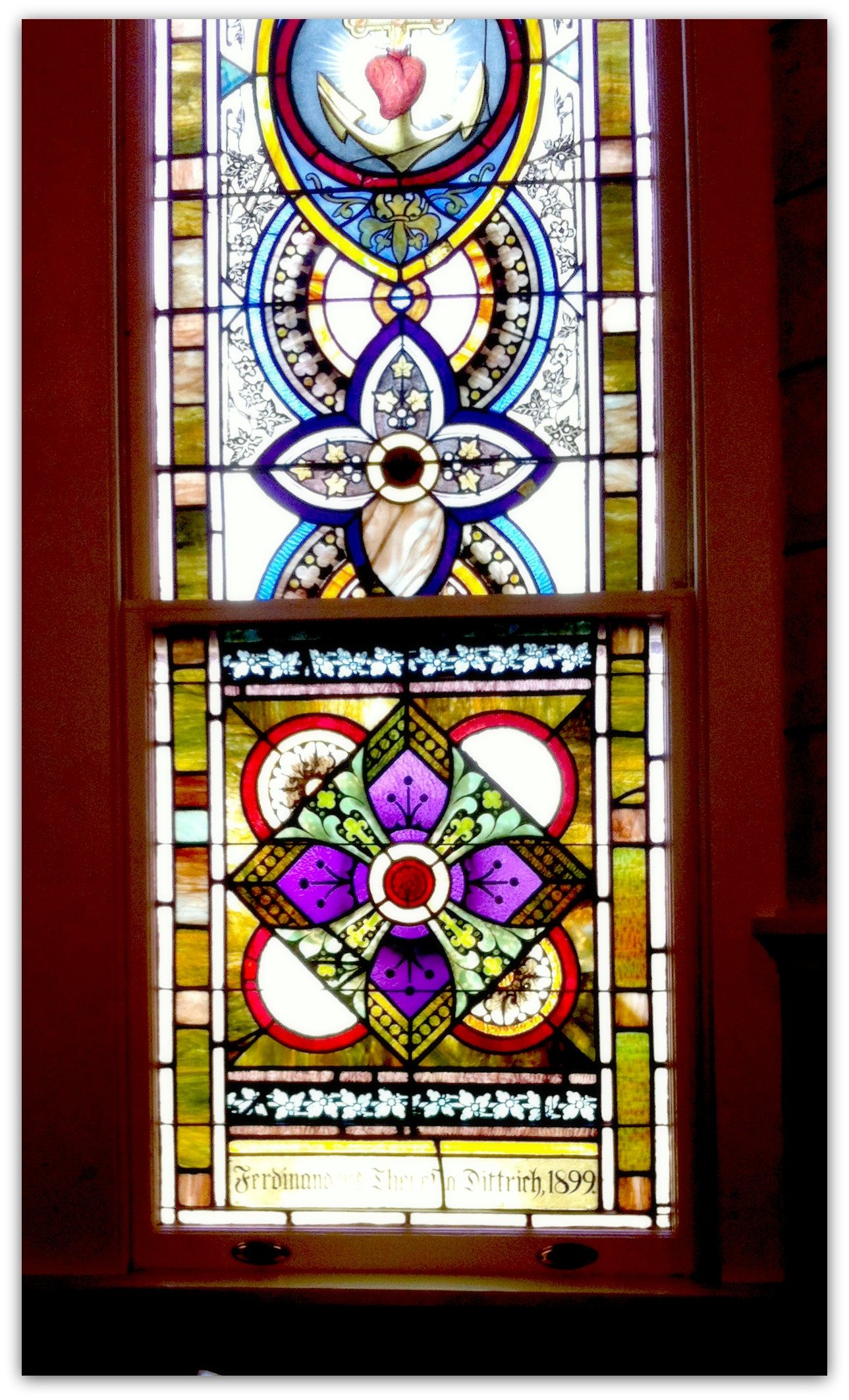A Must See - Texas Chapels-stained-glass
