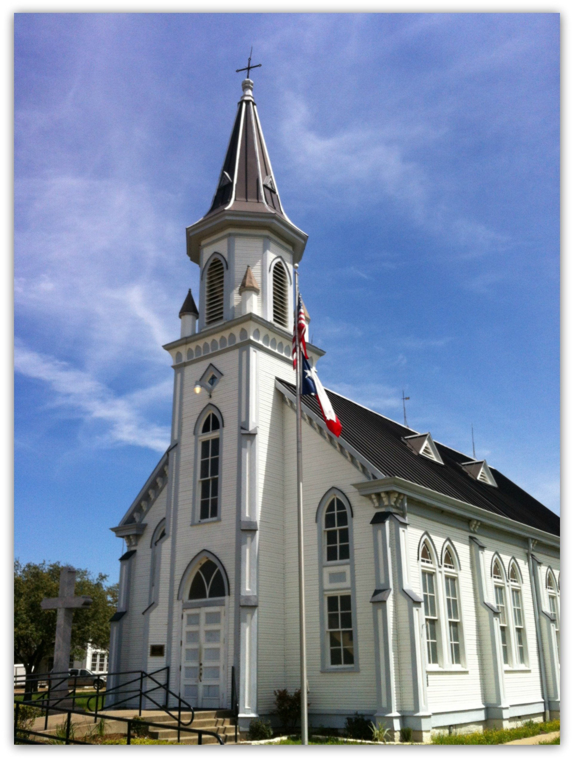 A Must See - Texas Chapels-chapels-texas