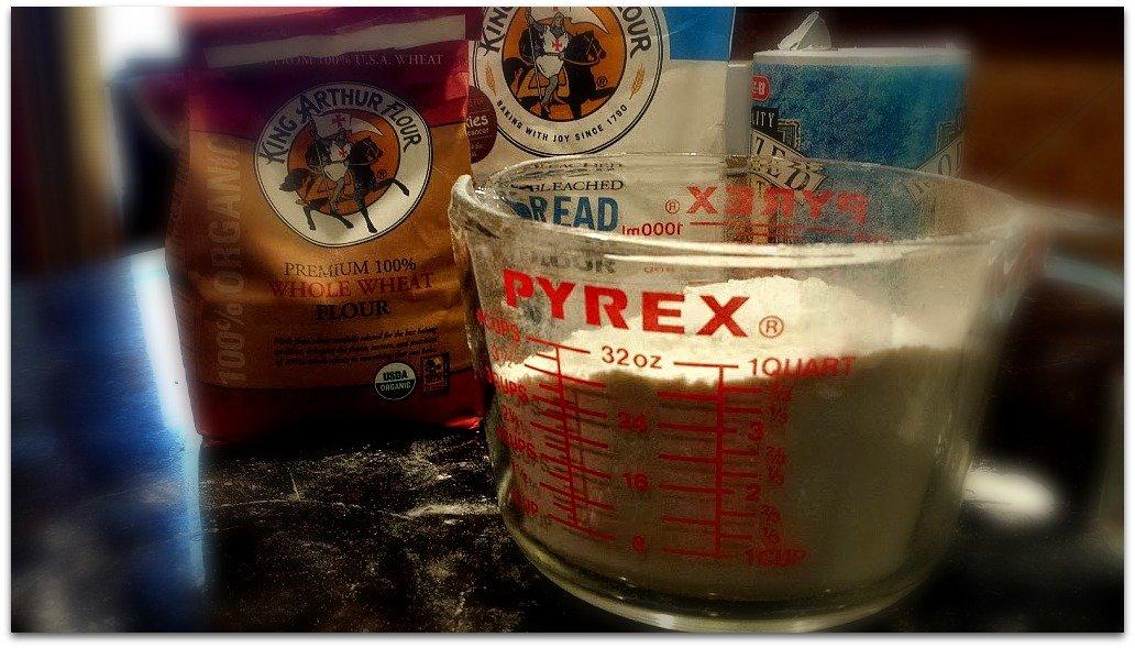Chia Seed Bread-ingredients
