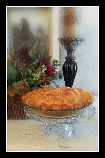 the apple experiment-pie