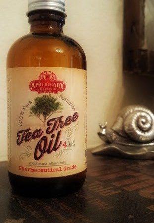 tea tree oil & it's many uses