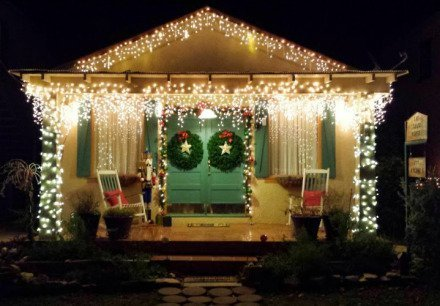 Texas towns, Christmas & more-gcc-town