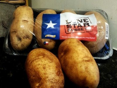 the bomb BAKED POTATOES