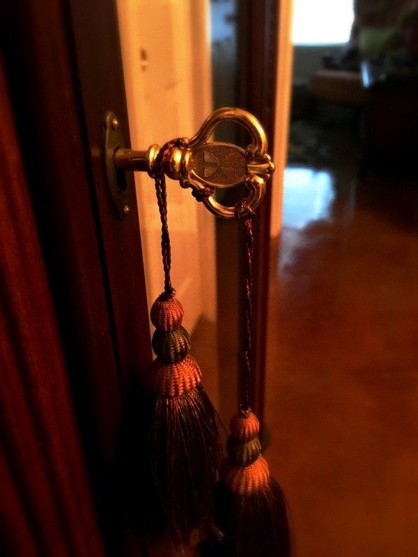 Unlocking Adventure key theory