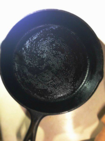 Cast Iron Delicious-ness-pan