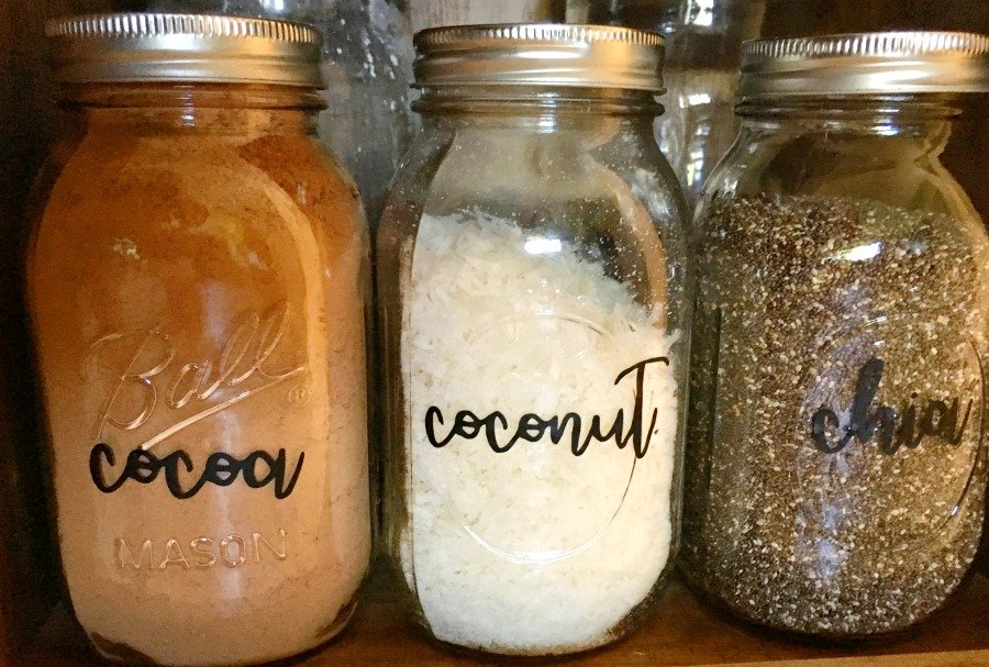Cute font pantry labels- let's get organized-gullycreekcottage-final
