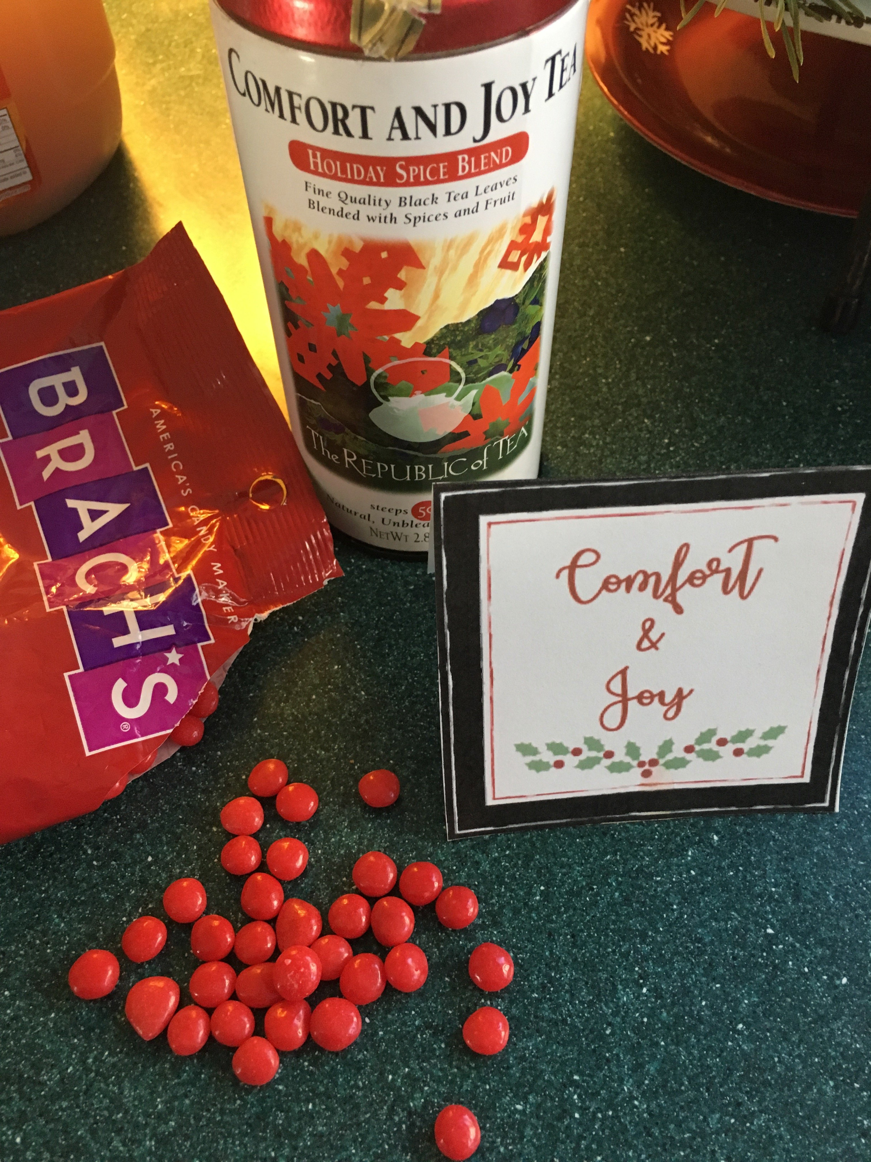 COMFORT and JOY (holiday tea)-gullycreekcottage-hots