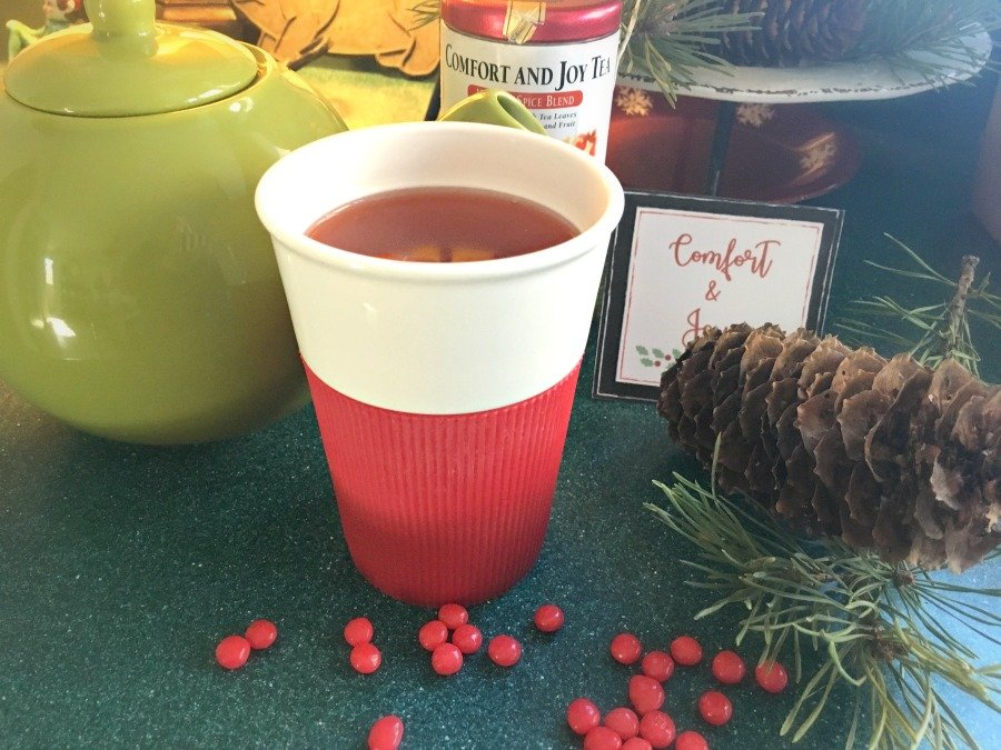 COMFORT and JOY (holiday tea)-gullycreekcottage-beverage