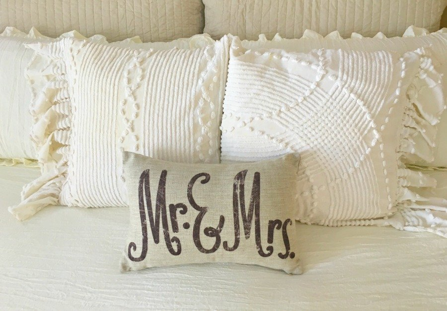 Ruffled French Market Pillows -gullycreekcottage-two