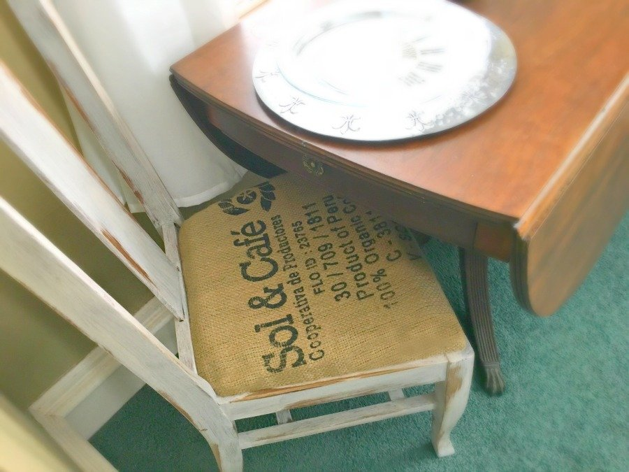 Farmhouse Style Chair Makeover-gullycreekcottage-chair
