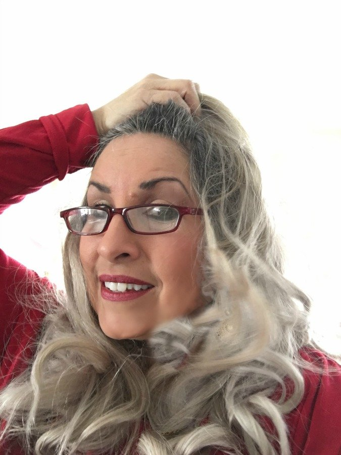 maintaining fabulous gray hair-gullycreekcottage-crazy