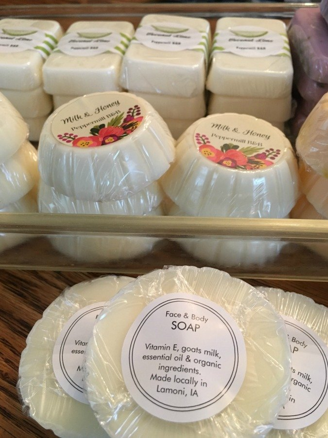 Homemade soaps from organic ingredients-gullycreekcottage-ingredients