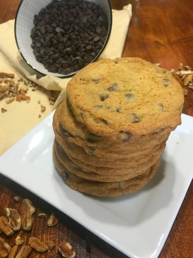 best chocolate chip cookie-gullycreekcottage-choco