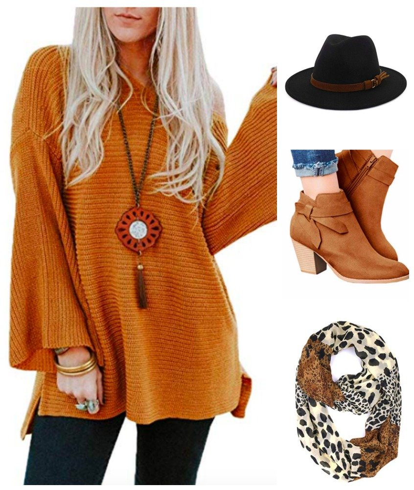 3 versatile Fall outfits under $320-gcc-orange