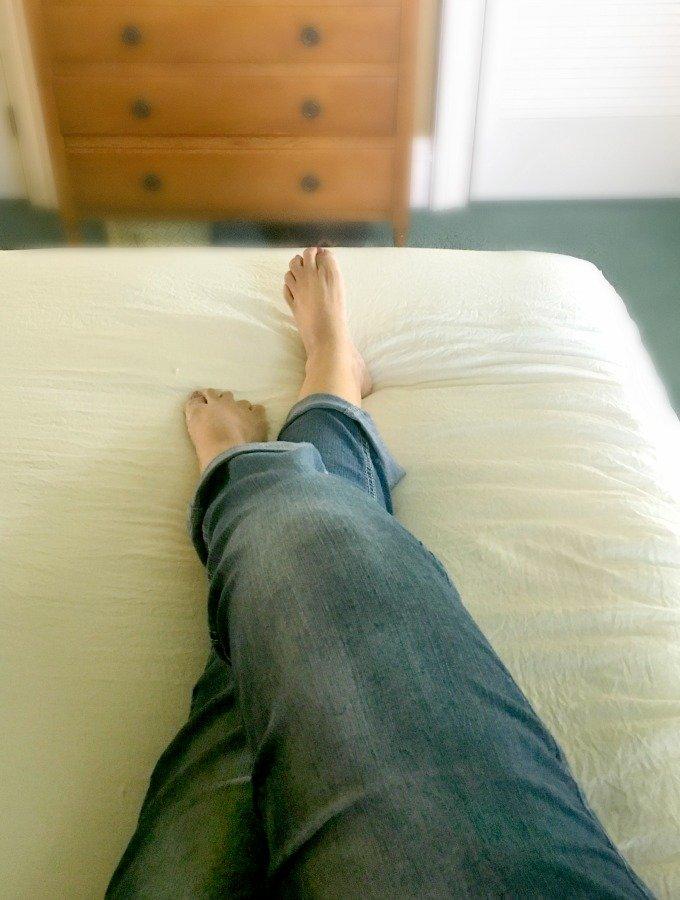 pillow talk = best nights sleep-gullycreekcottage-rest