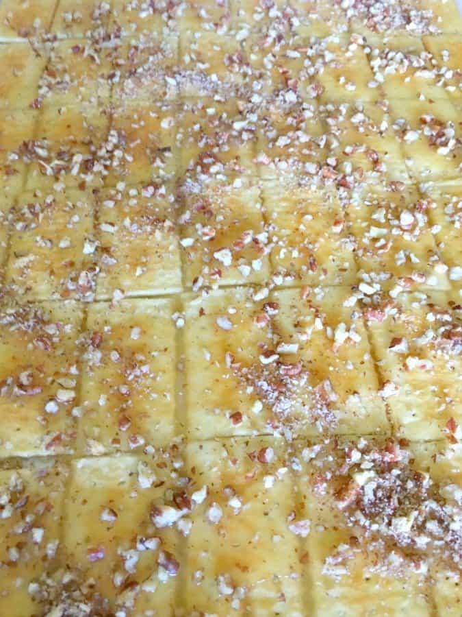 Halloween Crack a crunchy treat-gcc-butter