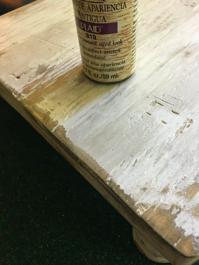 Old World Charm Risers (DIY)-gcc-distress
