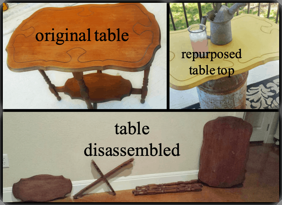 Old World Charm Risers (DIY)-gcc-table