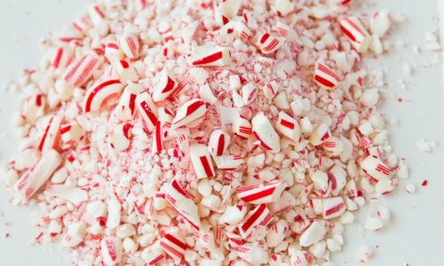 Peppermint Buttercream Cookie Bars