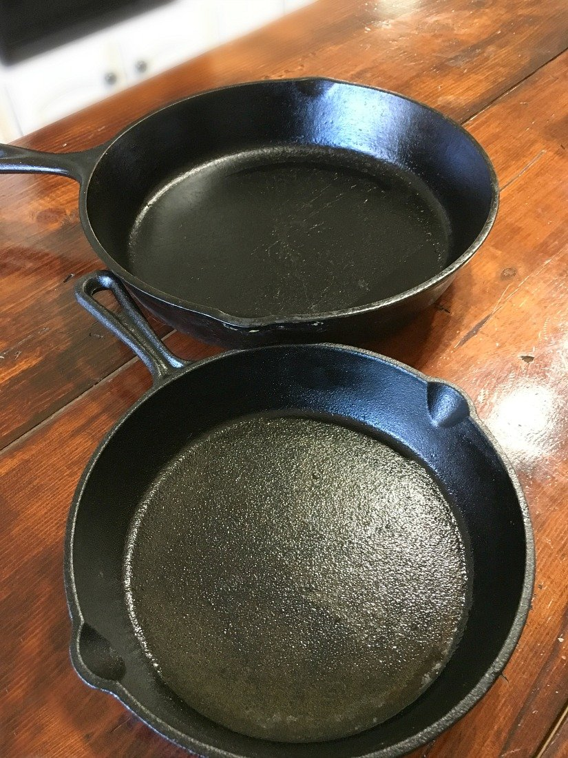 2 Ingredient Skillet Quick Meal-gcc-pans