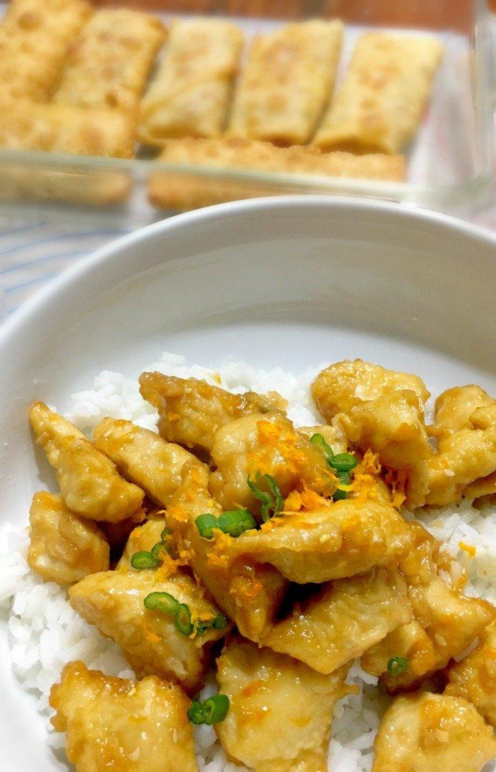 Best Orange Ginger Chicken-gcc-dish