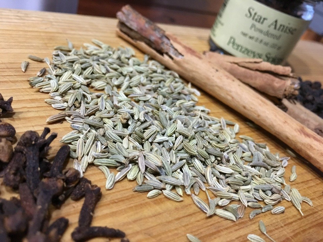 5 reasons to spice it up-gcc-fennel