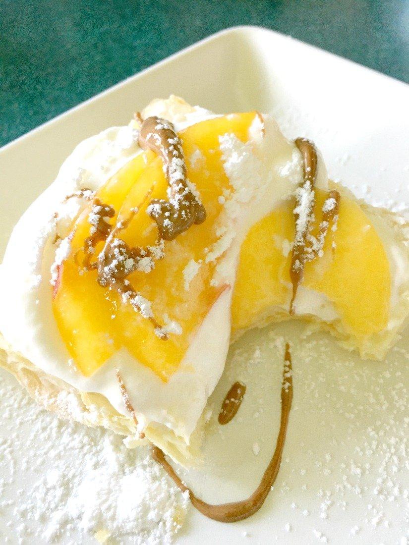 sweet Napoleon summer dessert-gcc-cream