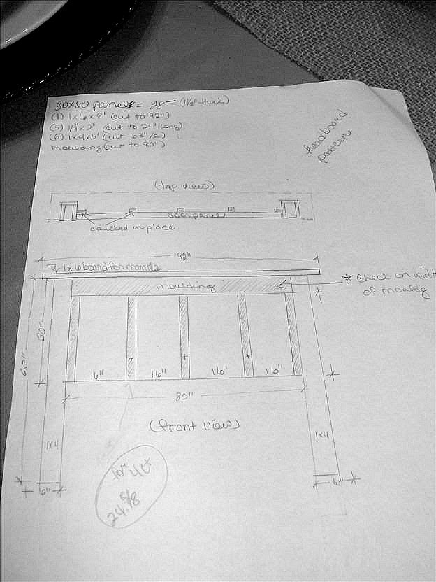 From headboard to pickle stand-gcc-plans