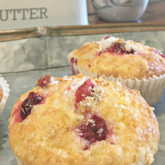the perfect Orange Cranberry Muffins-gcc-header