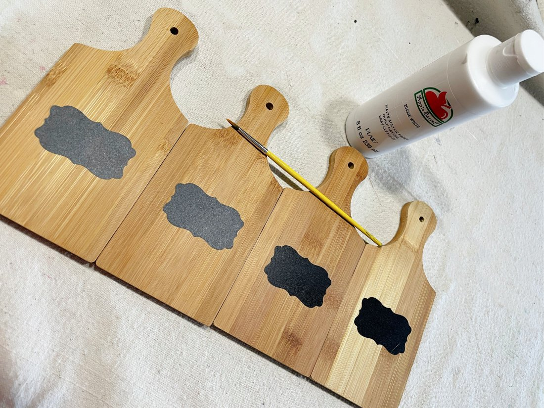 Halloween Mini Place Setting DIY-gcc-decals