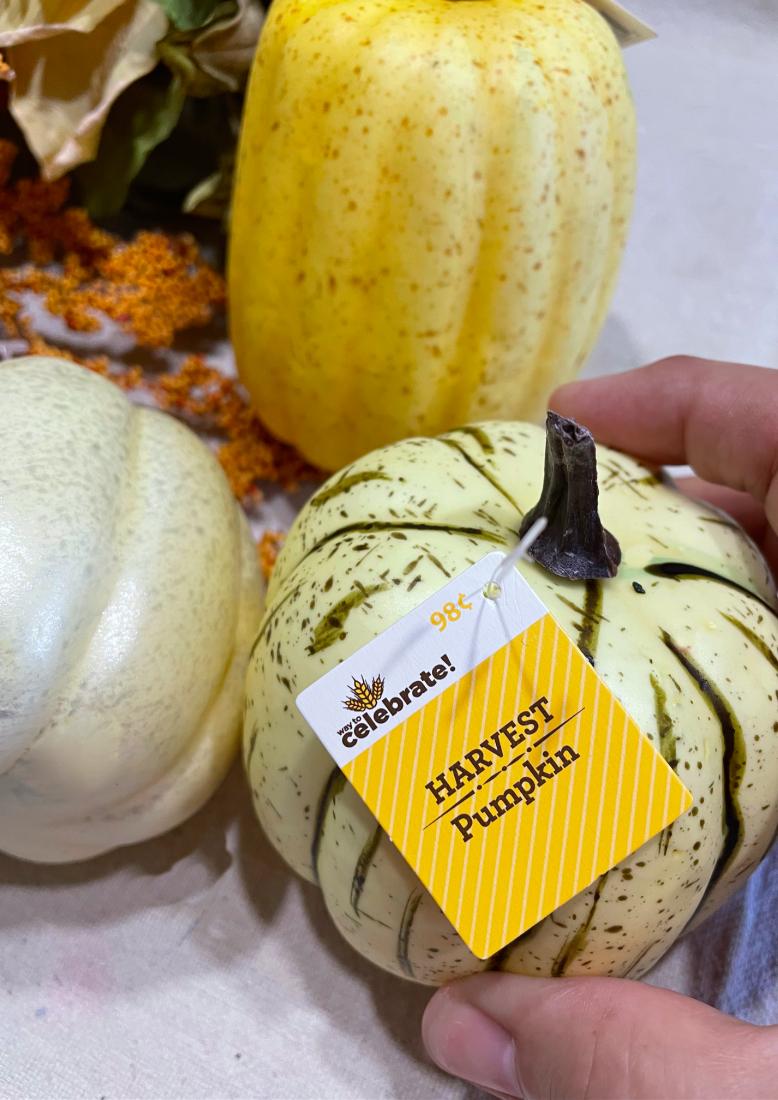 pumpkin floral pick hack-gcc-pumpkins