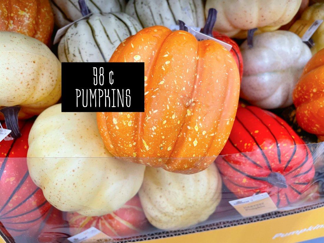 pumpkin floral pick hack-gcc-foam