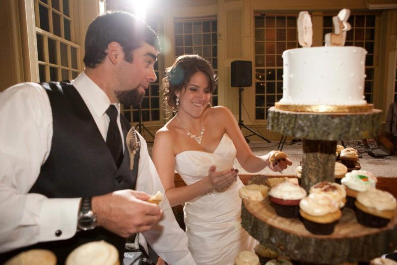 featuring a Fall wedding-cake