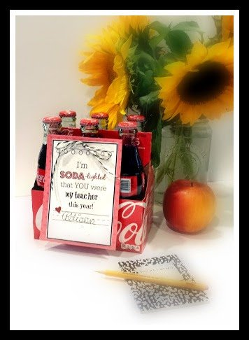 Thank a TEACHER with a FREE Printable-sodas