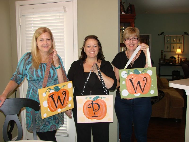Fall Craft Get Together-after-2