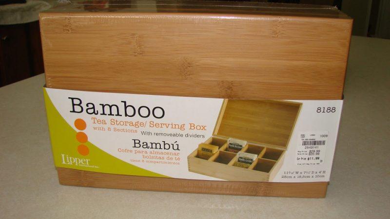 Tea Storage Box-box