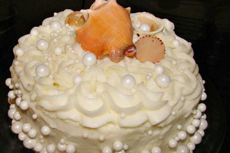 Bridal Brunch Shower-cake