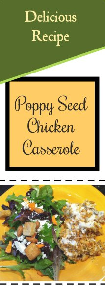 Poppy Seed Chicken-collage