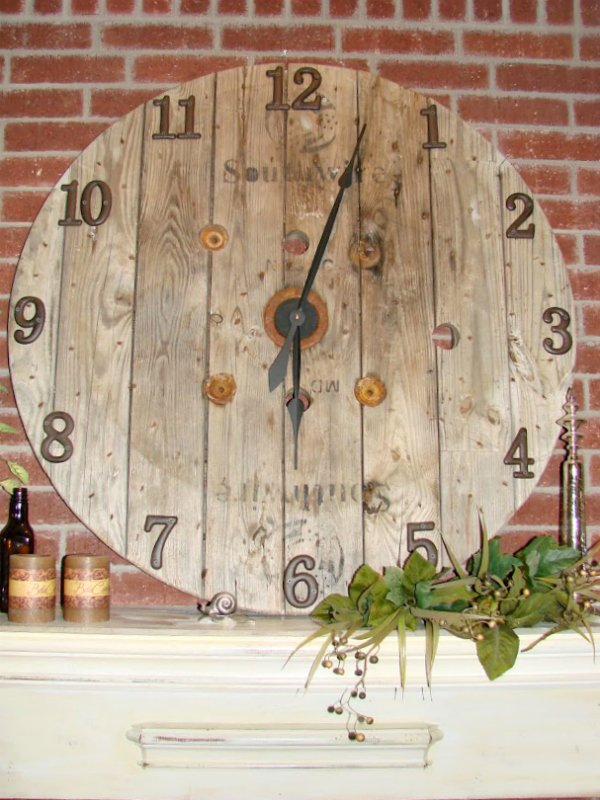 NOW is the only time you own-clock