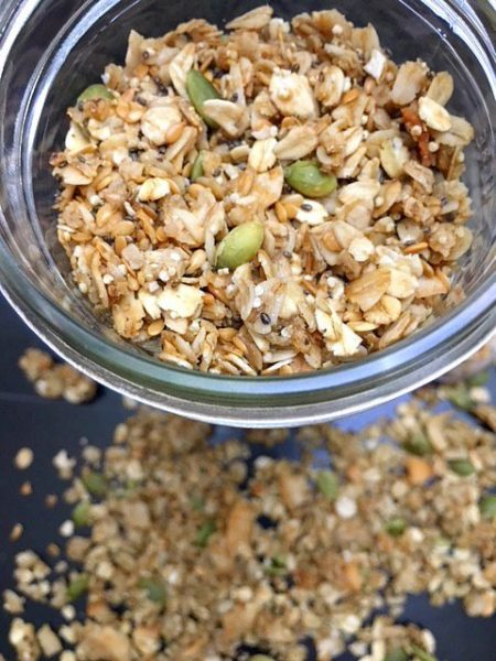 Healthy Homemade Granola (Part 2)