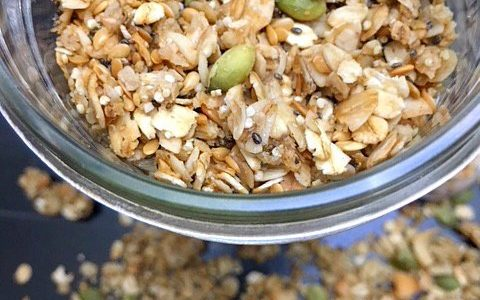 Healthy Homemade Granola (Part 2)